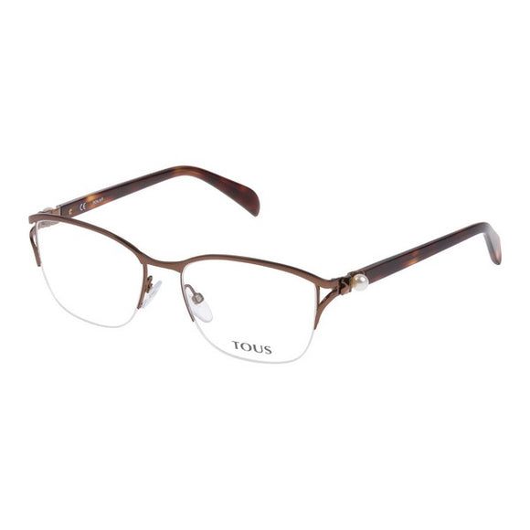 Ladies' Spectacle frame Tous VTO318S5408R9 (54 mm)