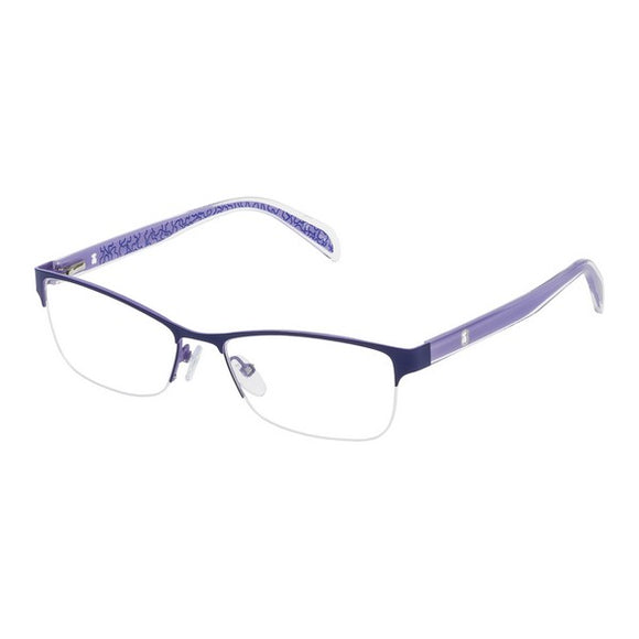Ladies' Spectacle frame Tous VTO3485401HD (54 mm)