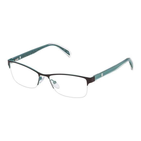 Ladies' Spectacle frame Tous VTO3485408HR (54 mm)
