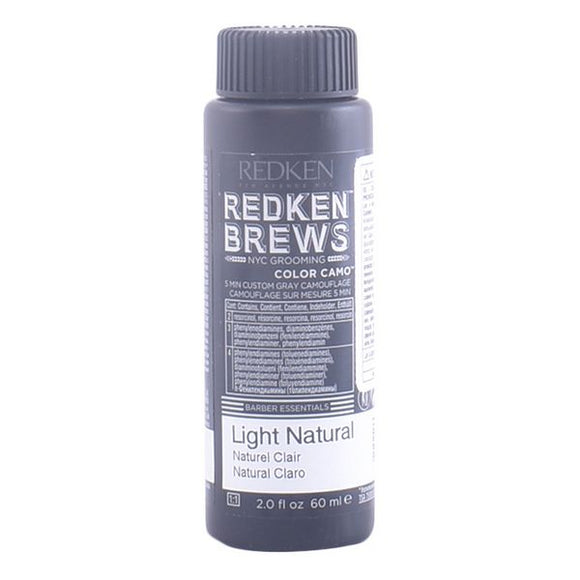 Semi-permanent Colourant Brews Redken