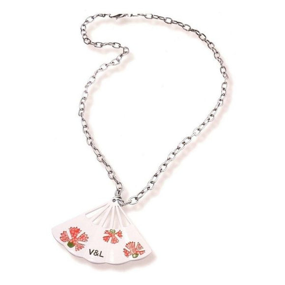 Ladies' Necklace V&L VJ0154CL