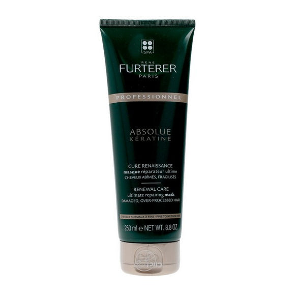 Restorative Hair Mask Absolue Keratine René Furterer (250 ml)