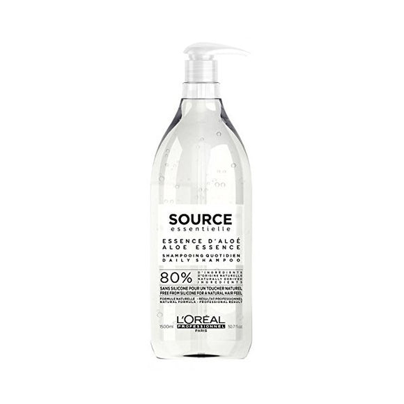 Daily use shampoo Source Essentielle Acacia Leaves & Aloe L'Oreal Expert Professionnel