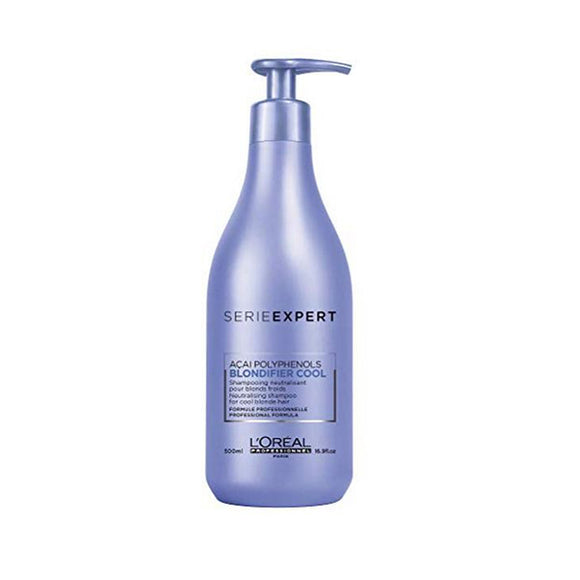 Colour Neutralising Shampoo Blondifier Cool L'Oreal Expert Professionnel