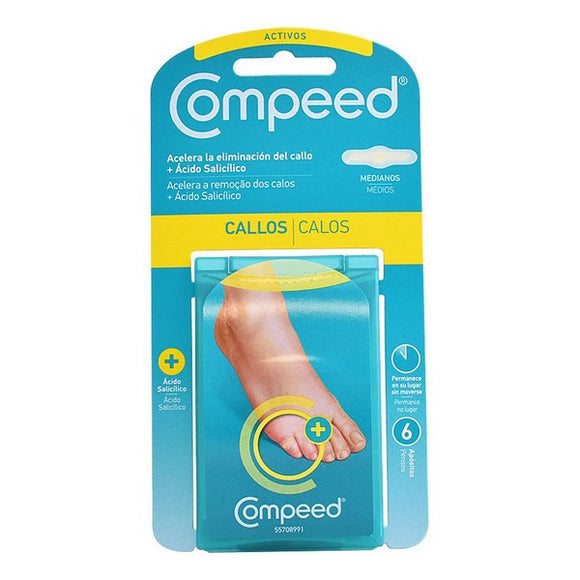 Corn Dressings Compeed (6 uds)