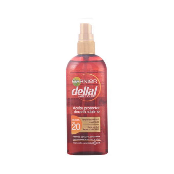 Protective Oil Delial SPF 20 (150 ml)