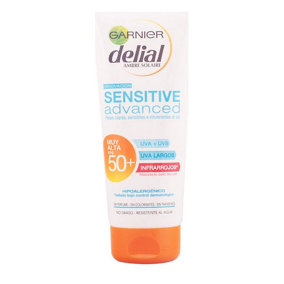 Sun Milk Sensitive Advanced Delial Spf 50