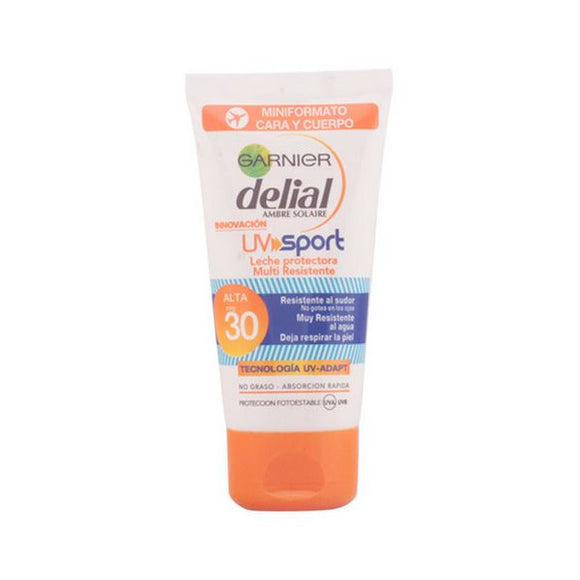 Sun Milk Uv Sport Delial SPF 30 (50 ml)