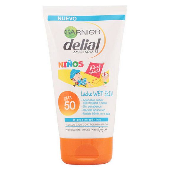 Sun Milk Sensitive Advanced Delial SPF 50 (150 ml)
