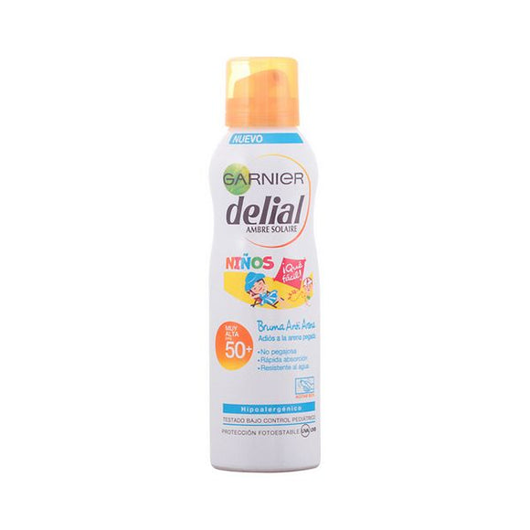 Sand resistant Sun spray Delial SPF 50+ (200 ml)