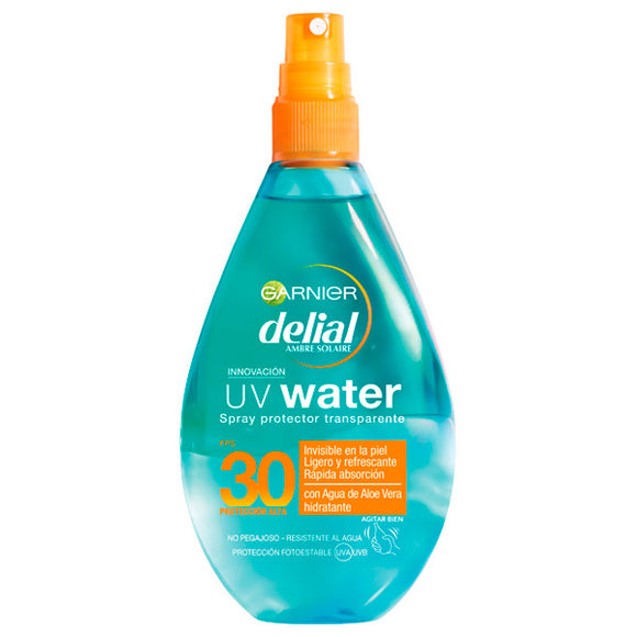 Spray Sun Protector Uv Water Delial SPF 30 (150 ml)