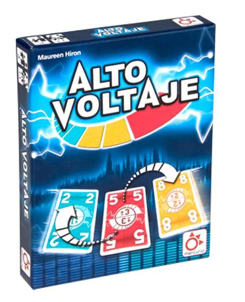 Board game Alto Voltaje (ES)