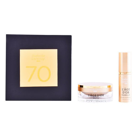 Women's Cosmetics Set L'age D'or Isabelle Lancray (2 pcs)