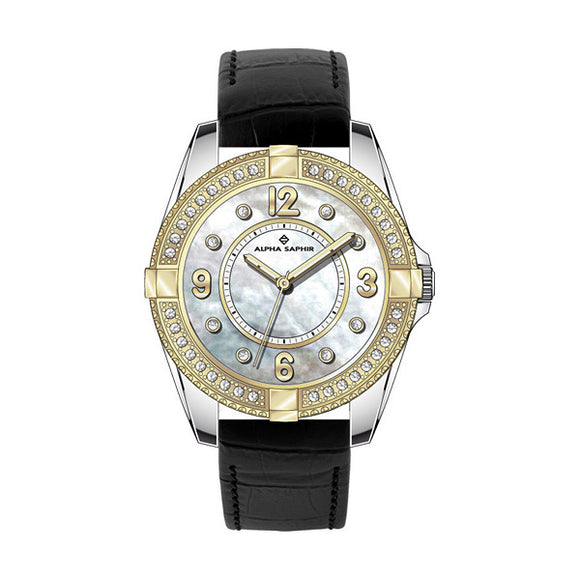 Ladies' Watch Alpha Saphir 365B (38 mm)