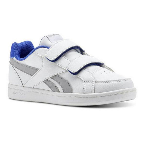 Children's Casual Trainers Reebok Royal Prime ALT White