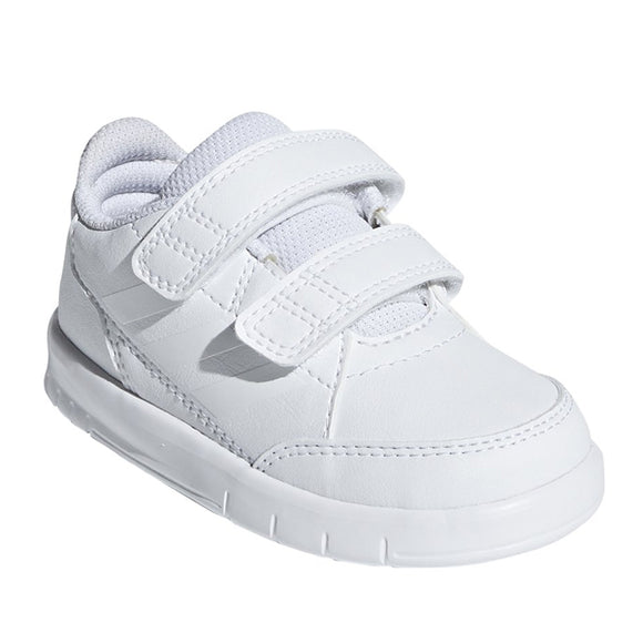 Baby's Sports Shoes Adidas AltaRun CF I White