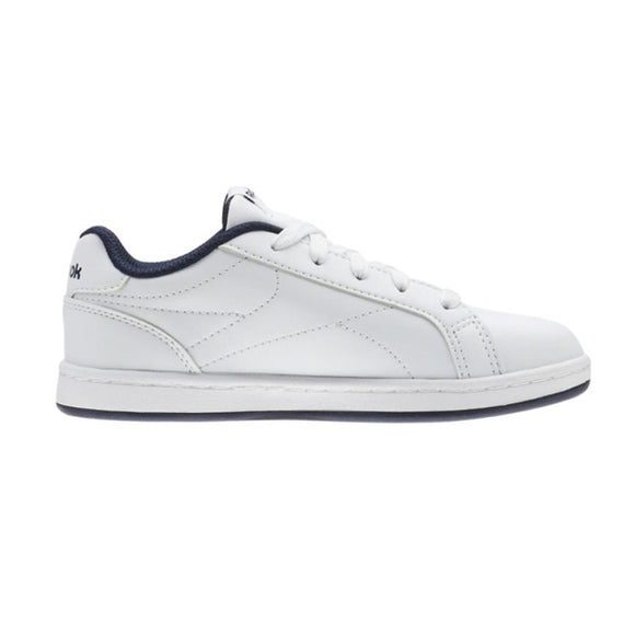 Children's Casual Trainers Reebok Royal Complete Junior White Blue