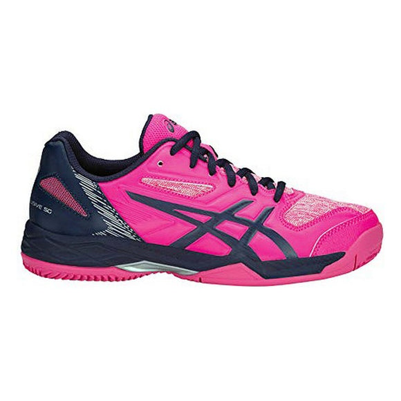 Adult's Padel Trainers Asics Gel Exclusive 5 SG Pink