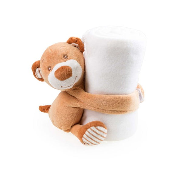 Plush Polar Child Blanket Bear (100 X 75 cm) 144721