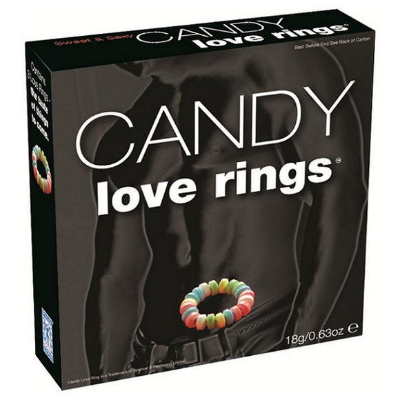 Candy Love Rings Spencer & Fleetwood 8503