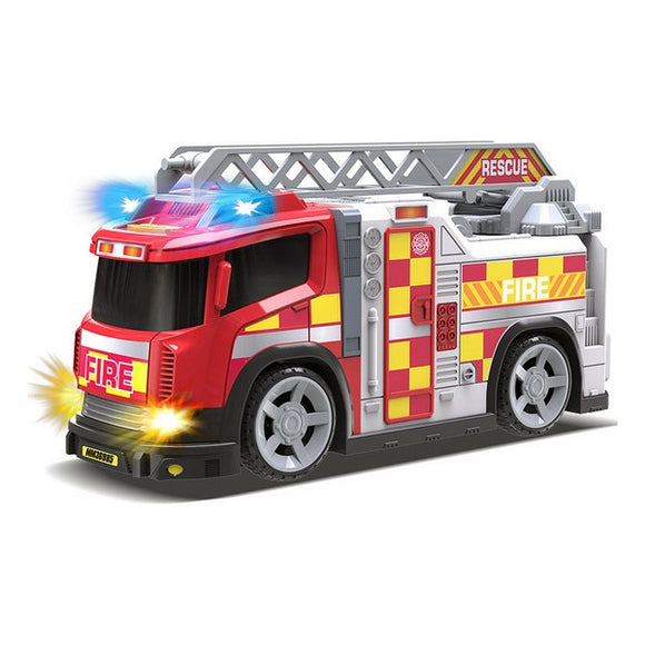 Fire Engine CYP Teamsterz LED Red