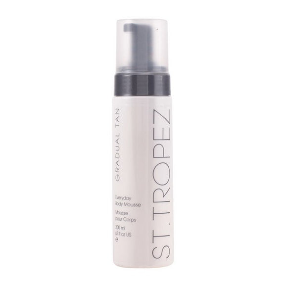Self-tanning Mousse Gradual Tan Everyday St.tropez (200 ml)