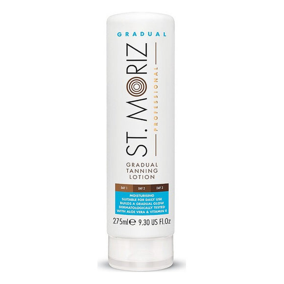 Self-Tanning Lotion Professional St. Moriz (275 ml)