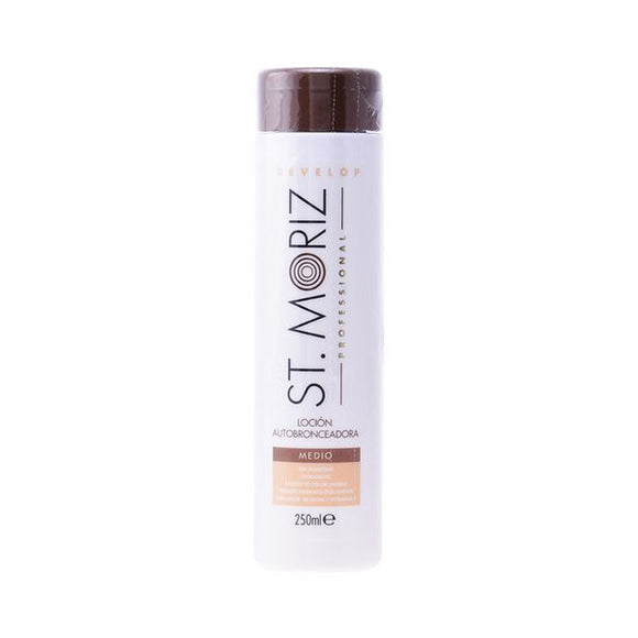Self-Tanning Lotion Medium St. Moriz (250 ml)