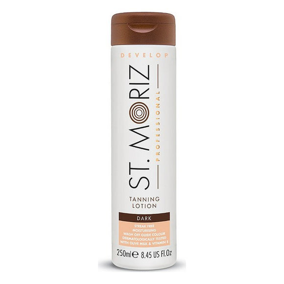 Self-Tanning Lotion Professional St. Moriz (250 ml)
