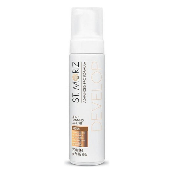 Self-tanning Mousse Advanced Pro Formula 5in1 St. Moriz (200 ml)
