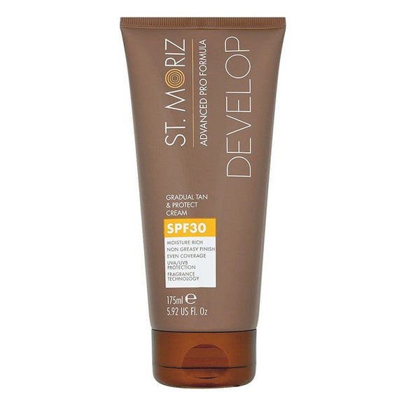 Self-Tanning [Lotion/Spray/Milk] Advanced Pro Formula Gradual St. Moriz (175 m)