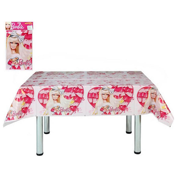 Tablecloth for Children's Parties Barbie 115209 (180 x 120 cm)