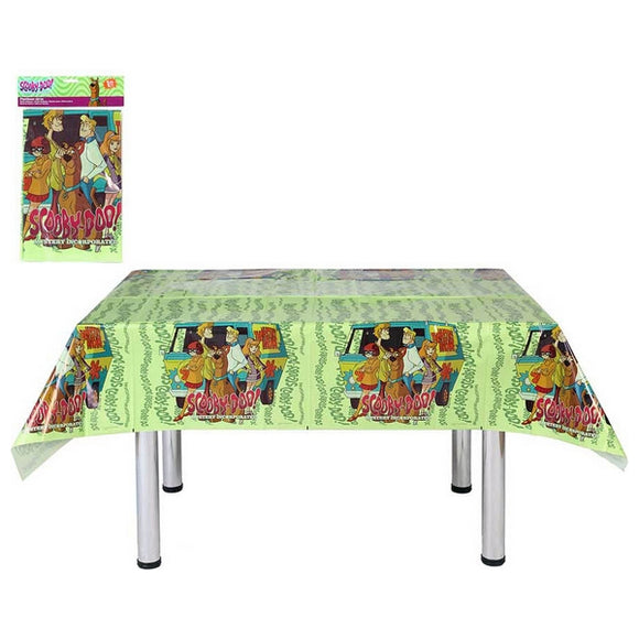 Tablecloth for Children's Parties Scooby-Doo 118040 (180 x 120 cm)