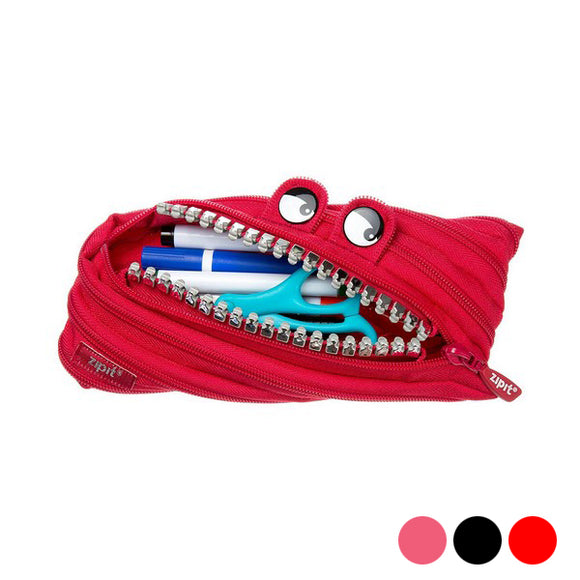 School Case Nikidom Grillz Monster Puch Clip Strip