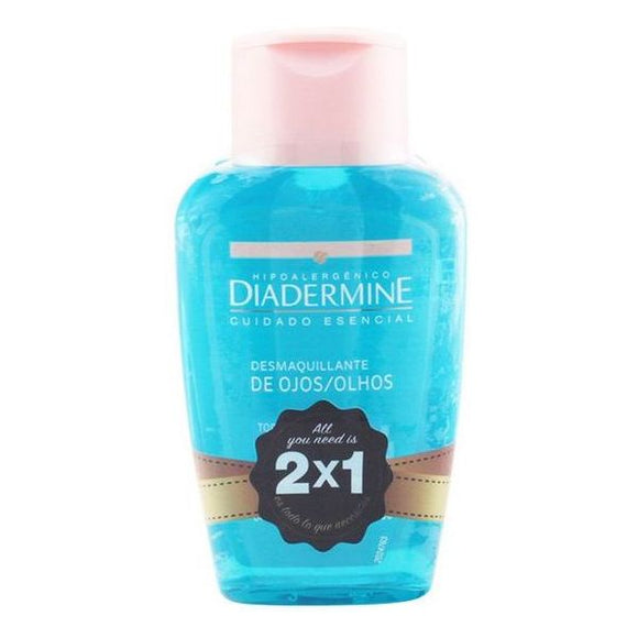 Eye Make Up Remover Diadermine (2 pcs)
