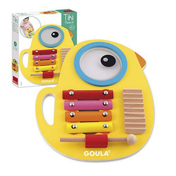 Musical Toy Diset Yellow (1+ year)