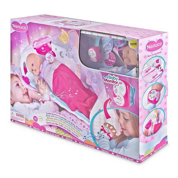 Baby Doll Nenuco Sleep With Me Famosa (35 cm)