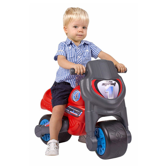 Tricycle Sprint Feber Red (18+ months)