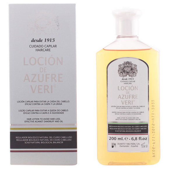 Anti-Hair Loss Lotion Azufre Veri