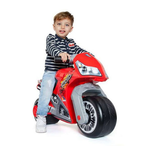 Tricycle Moto Cross Premium Moltó Red (18+ months)
