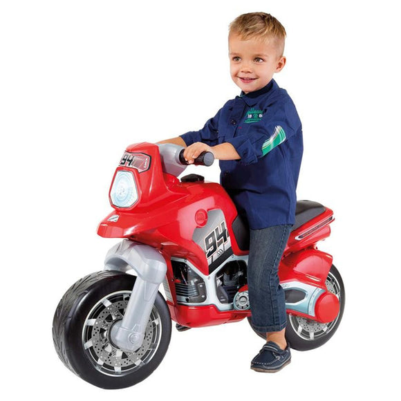 Foot to Floor Motorbike Moltó Advance Red (92 Cm)