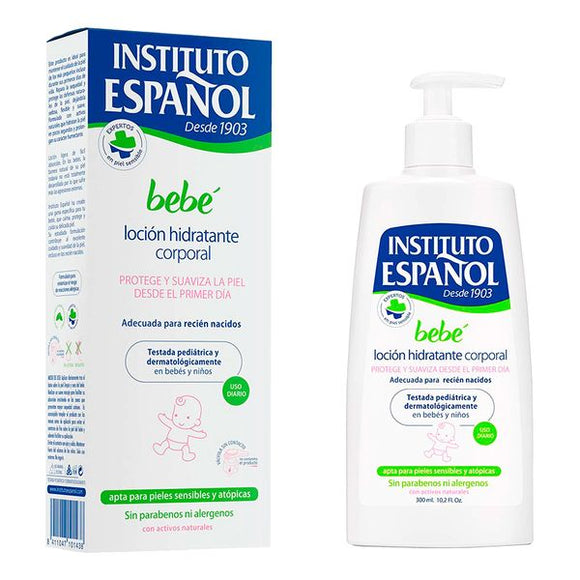 Hydrating Baby Lotion Instituto Español (300 ml)