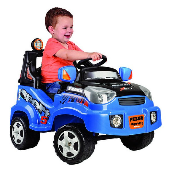 Children's Electric Car Feber Blue