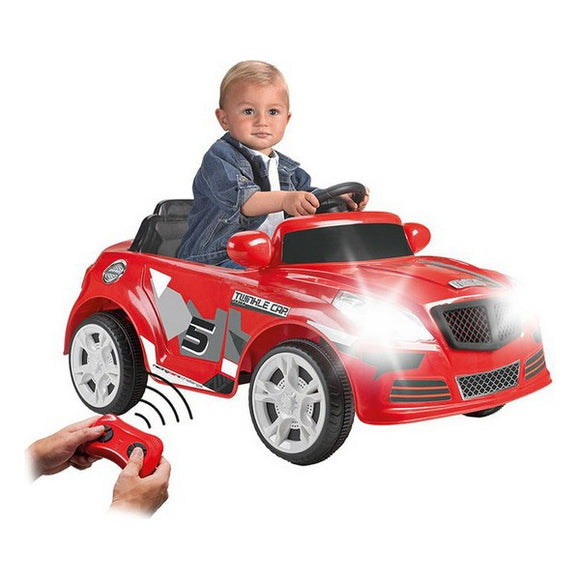 Children's Electric Car Feber Red