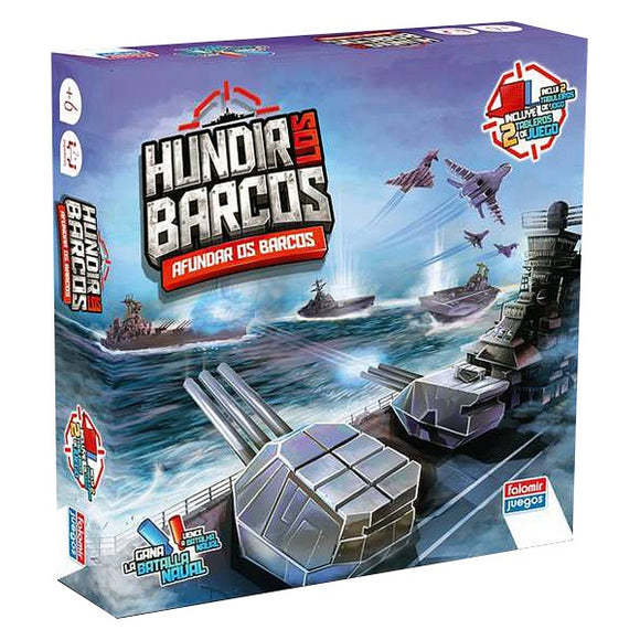 Battleships Game Falomir