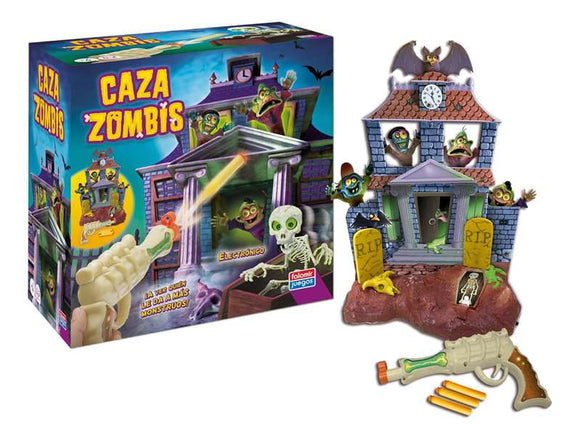 Board game Caza Zombis Falomir