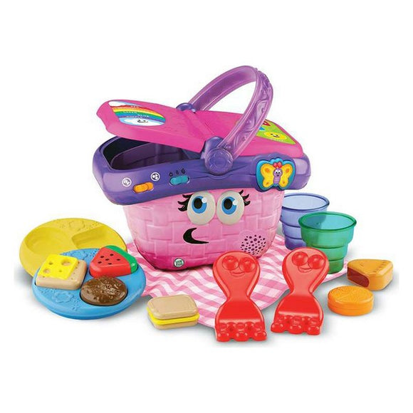 Basket Picnic Cefatoys (14 pcs) Sound