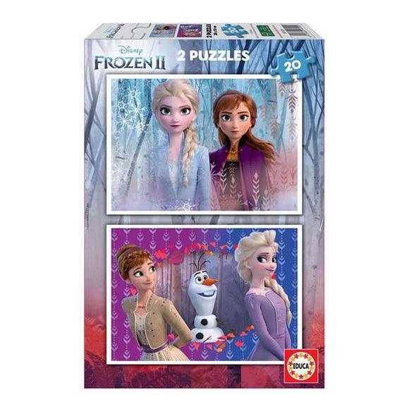 Puzzle Frozen 2 Educa (20 pcs)