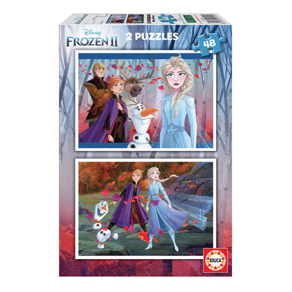 Puzzle Frozen 2 Educa (48 pcs)