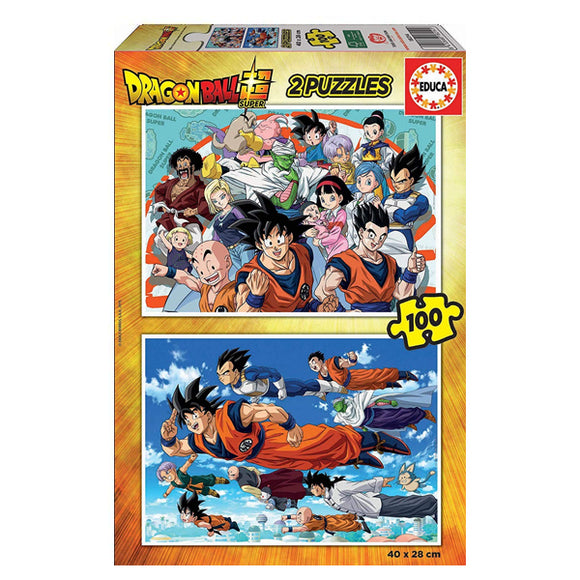 Puzzle Dragon Ball Educa (100 pcs)